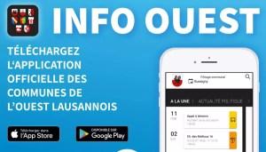 Des communes lausannoises s'unissent pour lancer leur application mobile!