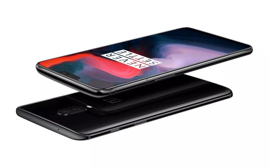 Le OnePlus 6T est basé sur Android 8.0 Oreo.