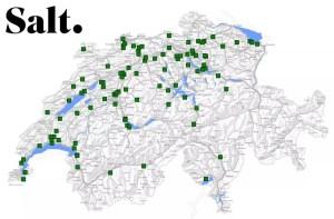 Mobile: 500Mbits/sec et le tout illimité en Suisse pour 24.95 chez Salt…