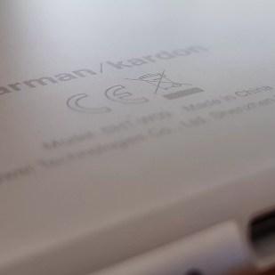 Huawei MediaPad M5: lun son optimisé par Harman / Kardon.