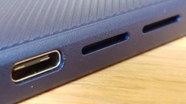 L'Acer Chromebook Tab et son port USB-C 3.1