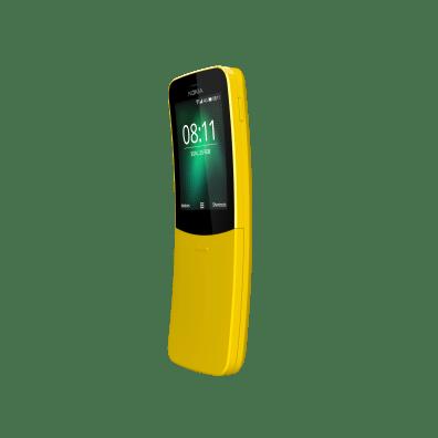 Nokia 8110 4G: avec fonction hotspot.