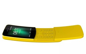 Nokia 8110 4G: le retour en Suisse du «téléphone banane»
