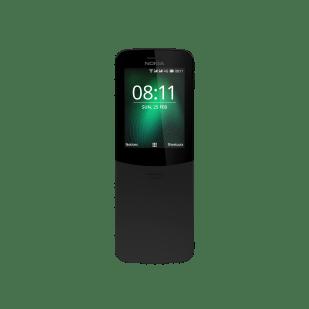 Nokia 8110 4G: avec Facebook et Google Maps.