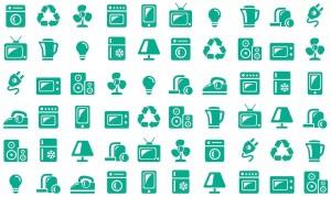 Recyclage: près de six kilos de déchets électroniques par habitant en 2017