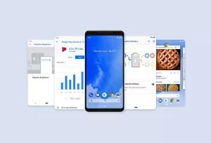 Google commence à déployer Android 9 Pie sur ses Pixels!