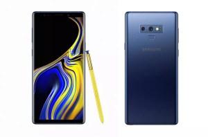 Samsung présente officiellement son énorme Galaxy Note 9!