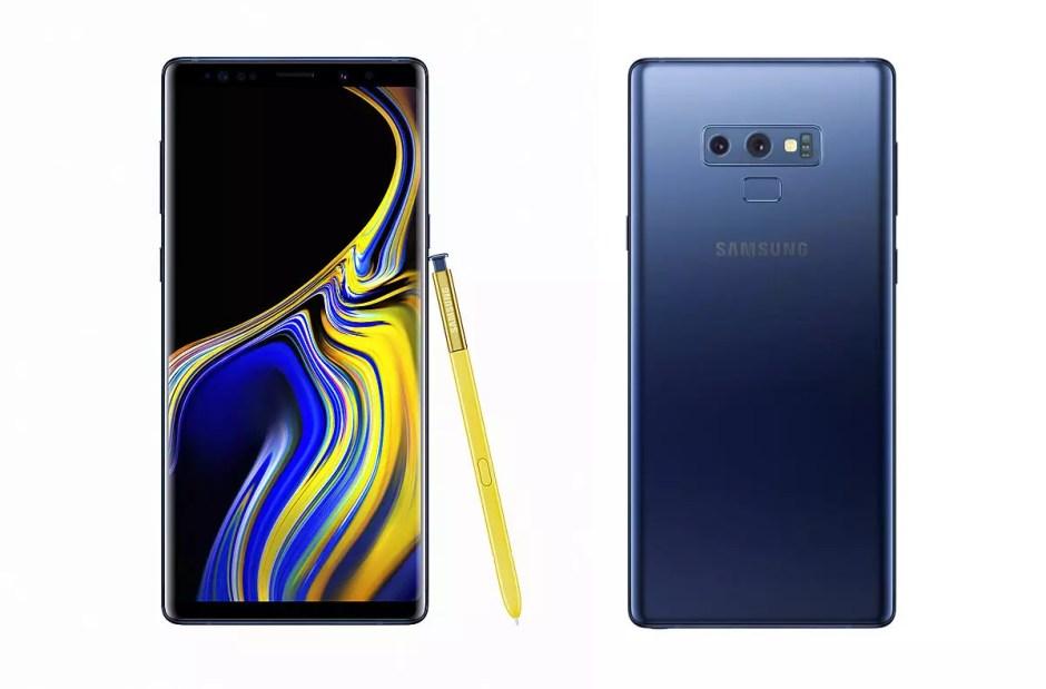 Le Samsung Galaxy Note est équipé d'un stylet -télécommande Bluetooth!