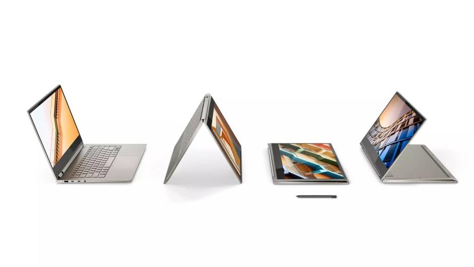 Le nouveau Lenovo Yoga C930 à 1499 francs, dès fin septembre.