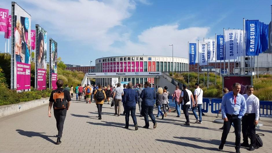 IFA 2020 de Berlin devrait avoir lieu sans le grand public.