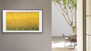 The Frame 2.0: le téléviseur et cadre artistique de Samsung 4K arrive en Suisse