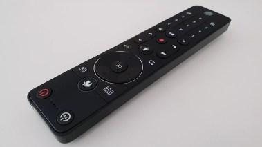 La télécommande d'UPC TV possède des touches rétro-éclairées.