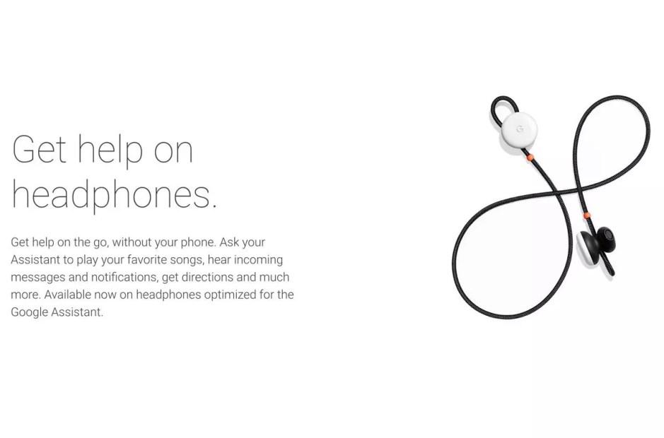 L'assistant de Google est disponible sur les écouteurs maison, sur Bose, Sony, etc...