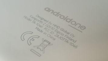 Nokia 7 Plus avec AndroidOne pour rester à jour!