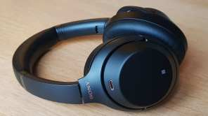 Sony WH-1000X M3: recharge USB-C.