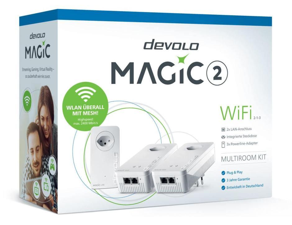 Devolo Magic 2: une solution tournée vers l'avenir?