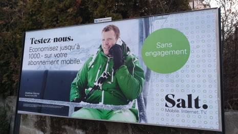 Salt veut se développer sur le fixe et le mobile...