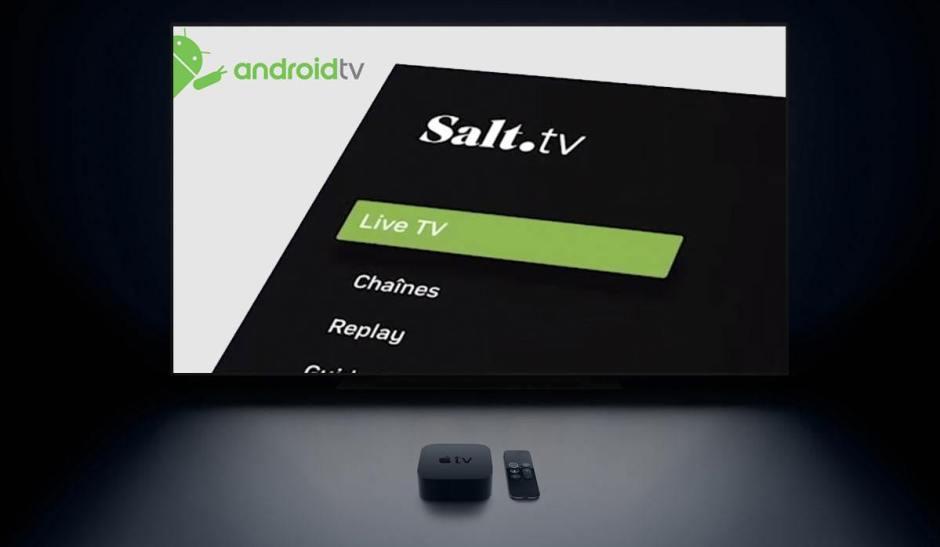 Android TV et Apple TV: un couple nécessaire?