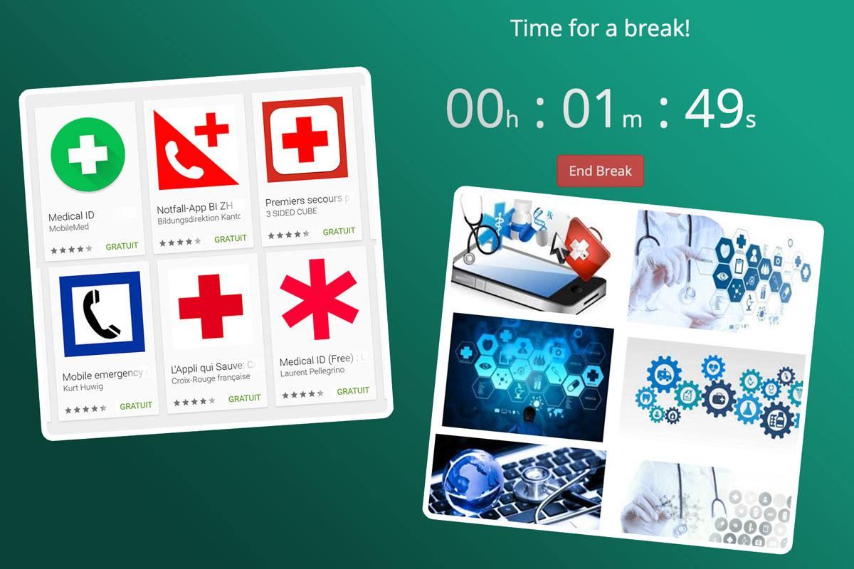 Ménagez vos nerfs: faites une pause!