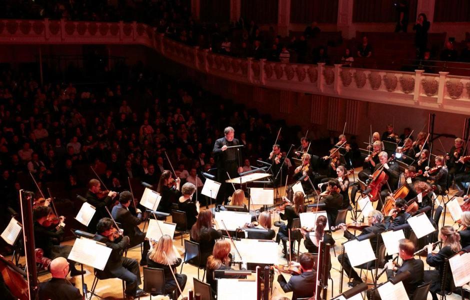 La 8e symphonie de Shubert, «l'inachevée», version Huawei, a été jouée au Cadogan Hall de Londres le lundi 4 février.