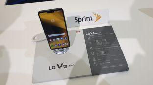 Le LG V50 taillé pour l'américain Sprint.