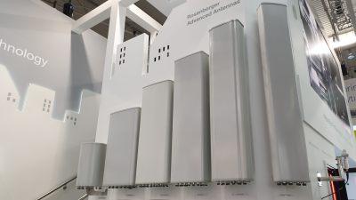 MWC 2019: toujours des antennes.