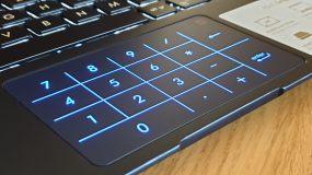 Asus Zenbook 14: un pavé tactile original…