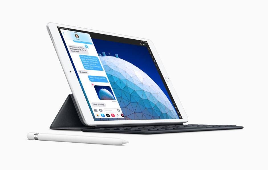 Le nouvel iPad Air 2019.