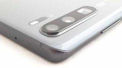 L'optique du Huawei P30 Pro.