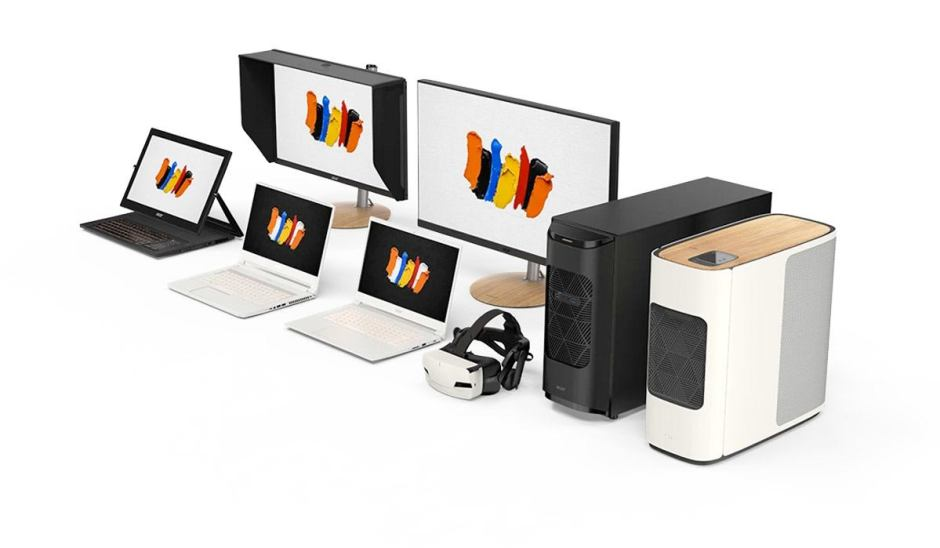 La ligne Acer ConceptD.
