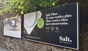 Test internet: Salt reste l'opérateur fibre le plus rapide de Suisse!