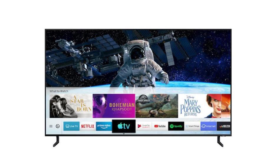 Samsung et Apple TV: nouvelle histoire d'amour?