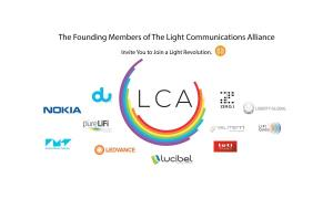 La Light Communications Alliance soutient le Li-Fi, le Wi-Fi par la lumière