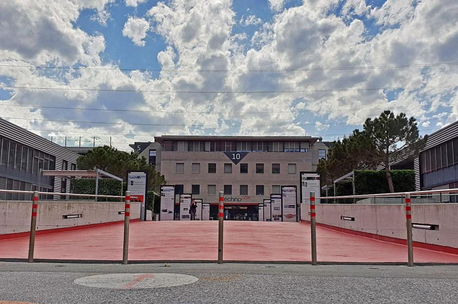 Le siège de Netplus est situé au technopole de Sierre.