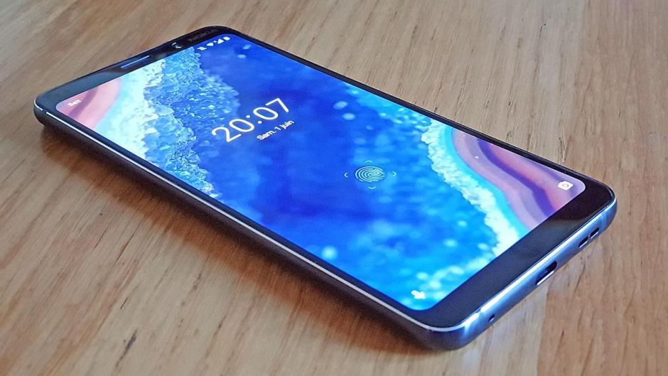 Le Nokia 9 Pureview et son capteur de selfie de 20 millions de pixels.