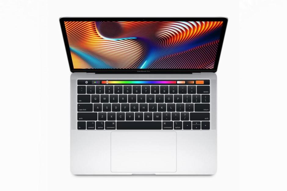 Le nouveau MacBook Pro 2019.