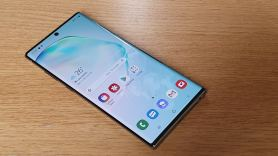 Samsung Galaxy Note 10+: l'écran AMOLED.