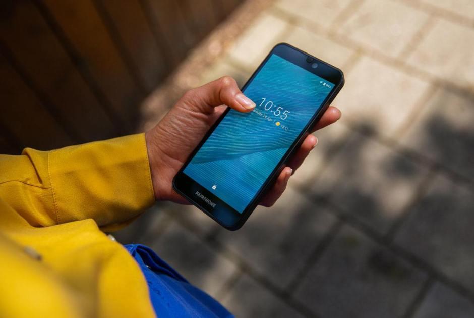 Le Fairfone 3 se veut durable et équitable.