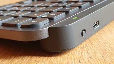 Le clavier MX Master 3 se charge en USB-C.