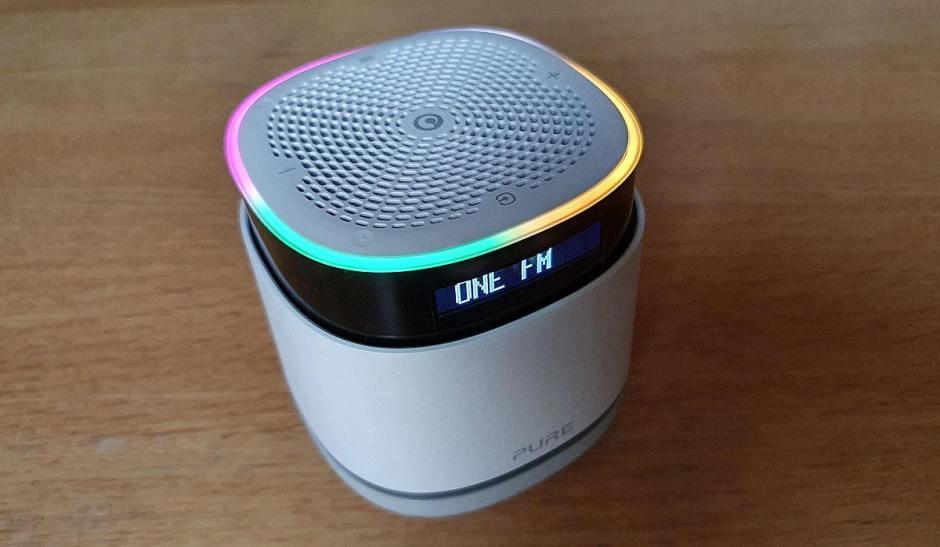 StreamR de Pure: DAB+, FM, Bluetooth, entrée ligne, etc...