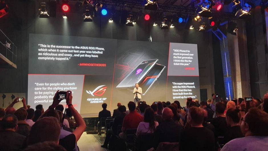 Le nouveau ROG Phone 2.