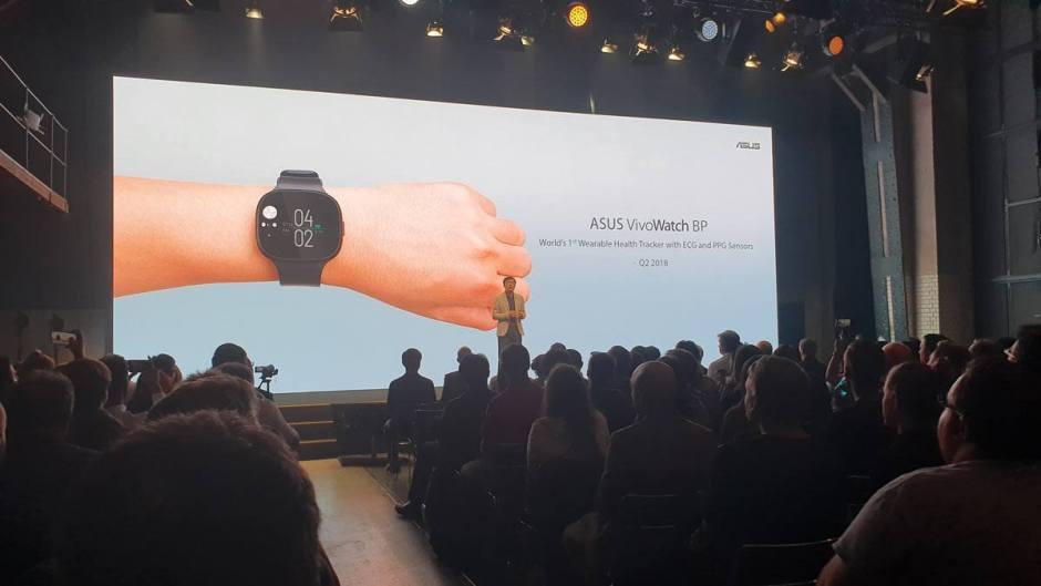 L'Asus Vivo Watch SP dispose de 14 jours d'autonomie.