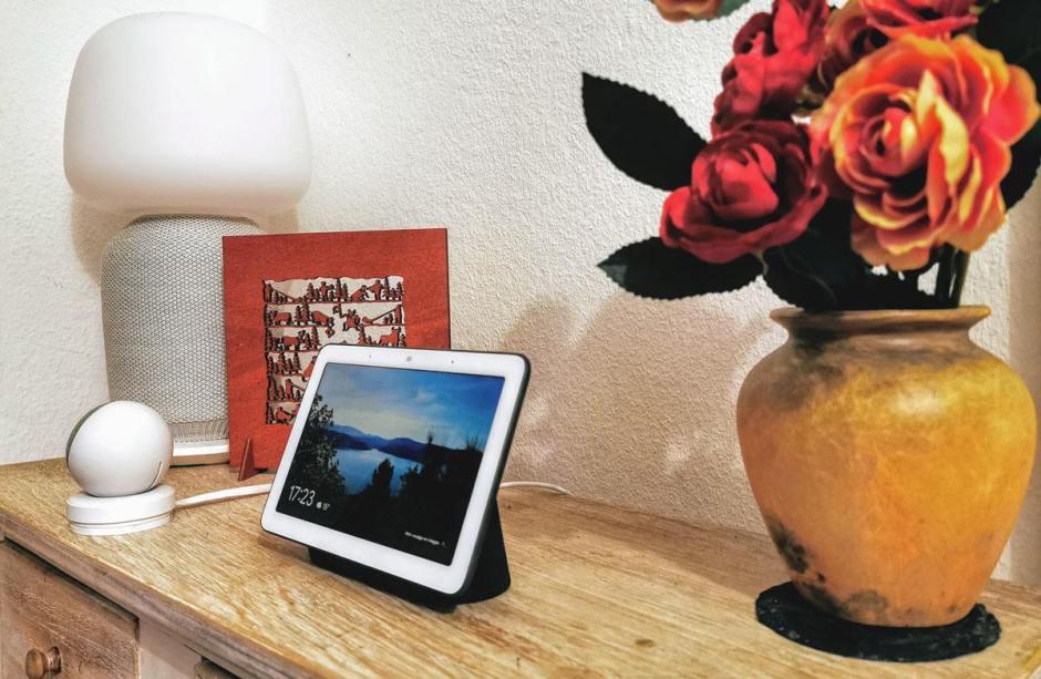 Le Google Nest Hub est arrivé officiellement en Suisse.