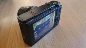 Le puissant et compact Sony RX100 VII.
