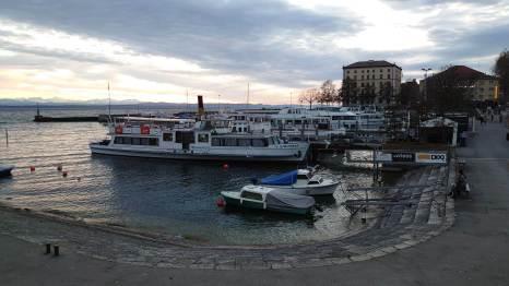 Sony Xperia. Neuchâtel, 8 décembre 2019.