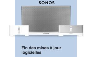 Fin des mises à jour: Sonos cède face à pression des consommateurs…