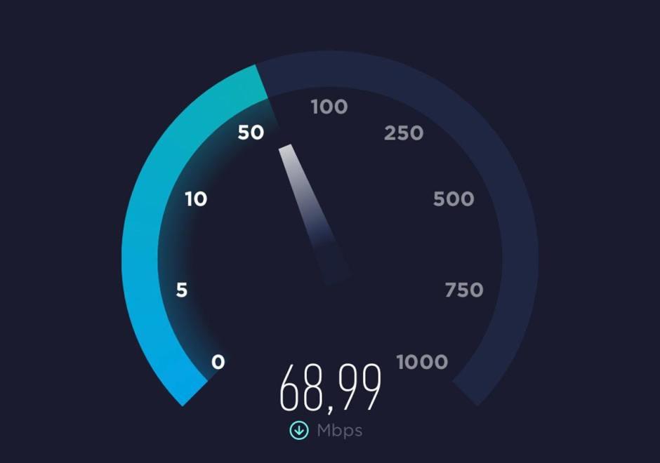 Salt, Swisscom et Sunrise permettent régulièrement de tutoyer les 100 Mbits/sec dans le train.