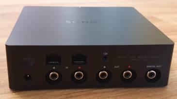La connectique du nouveau Sonos Port.