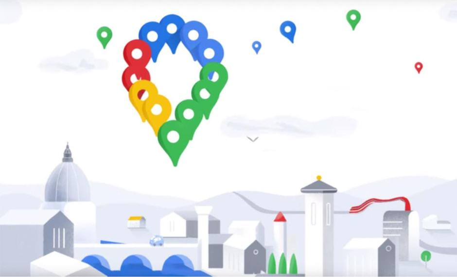 Google Maps fait peau neuve.