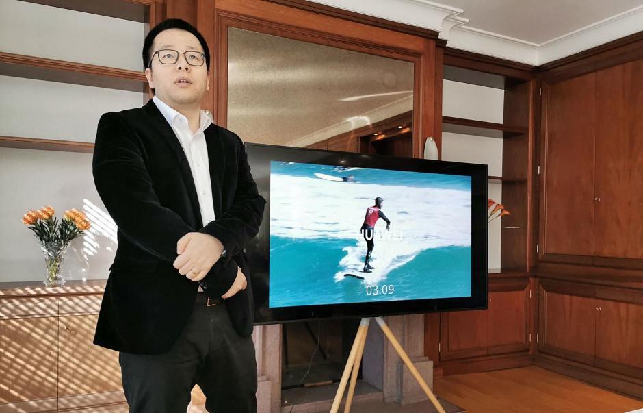 Huawei a organisé à Zurich la présentation de ses nouveaux produits 2020.